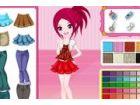 Als Farbe passenden Experten bitte helfen dieses Mädchen ihre Kleider Re-Desig