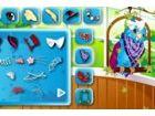 Spielen diese Spaß dress up Spiel für Mädchen! Der kleine niedliche Papagei
