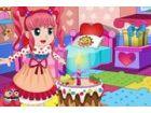 Die Prinzessin Vivian hat einen Geburtstag party am Wochenende. Nun Sie, die sc