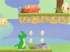 Kleines Dino Abenteuer ist ein Online-HTML5-...