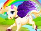 My little Pony hat ein einzigartiges Symbol und hat die schönsten Farben! Sie
