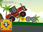 Beende Levels, indem du deinen fantastischen Traktor in der großartigen U