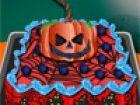 Halloween-Nacht ist endlich da, und jeder ist i...