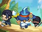 König des Chaos ist ein lustiges Spiel im Stil von io-Spielen und Battle-R