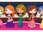 Die fünf Prinzessinnen werden ihre Weihnachtsfeier bald beitreten. Sie sollten