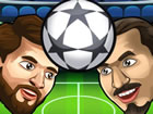 Kopf Fußball - Champions League 19/20 Spiel mit 32 Champions League-Teams