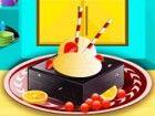 In diesem großen Spiel Kochen wir mischen zwei köstliche Komponenten, Eis und