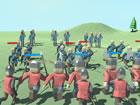 War Simulator ist das Kriegsstrategiespiel, in dem du Armeen in Kampagnenmissio