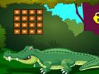 Stellen Sie sich vor, Sie wären im Krokodilland gefangen. Hier sind die in