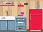 Küchentür Flucht 3 ist ein brandneues Escape-Spiel von Genie Fun Game