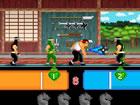 Kung Fu Fight: Beat 'Em Up ist ein Kampfspiel, bei dem du Wellen von eindringen