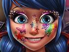 Ladybug Glitzerndes Schminken - Wunderbares Ladybugschminken Spiel fü
