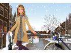 Lange Jacken sind heißer Trend für diesen Winter. Es hält Sie warm und in de