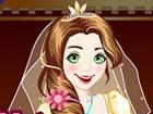 Dieses langhaarige Mädchen ist eine wunderschöne Prinzessin und finde