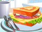Lassen Sie bereiten ein Mittagessen für Picknick, indem Sie Ihre eigenen lecke
