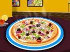 Geburtstagsfeiern sind in der Regel mit leckeren Pizza organisiert  in den M