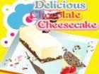 Sind Sie bereit zu lernen, wie man leckere Schokoladen-Käsekuchen in diesem Sp