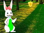 In diesem Fluchtspiel hat jemand die Liebe des Hasen gefangen. Sie müssen