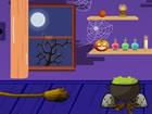 In diesem Spiel hast du den Lila Halloween Z...