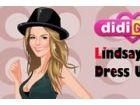 Lindsay Lohan-Dress Up - Lindsay Lohan-Dress Up Spiele - Kostenlose Lindsay Loh