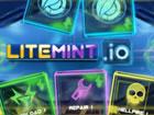 Litemint.io ist ein originelles Spiel, das ein lässiges Spielerlebnis im I