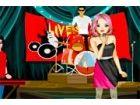 Katy wird heute Abend in einem live-Konzert zu singen. Ihre Fans bewundert ihr