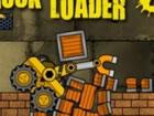Die neuen Abenteuer des kleinen, aber starken Truck Loader und seines treuen Ma