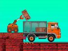 Hier ist ein Simulationsspiel zum Laden von Frachtblöcken mit zweidimensio