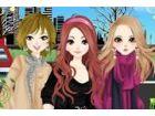 Lieben Sie Mode? Liebst du London? Diese drei Mädchen auf jeden Fall tun! Sie