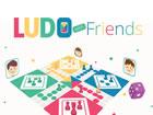 Hier ist das beste Multiplayer-Ludo-Spiel! Spielen Sie mit Ihren Freunden oder