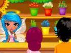 Luna ist eine rosa Fee und sie hat einen magische Blumen-Shop. Aber ihr Geschä
