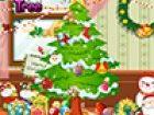 Dekorieren Sie diese Magie Weihnachtsbaum mit vielen Arten von schönen Verzier