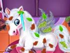 Magic Pet Salon ist geöffnet! Die kleine Hexe Luna besitzt einen Tiersalon