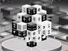Mahjong Black and White Dimensions ist das 3...