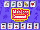 Das klassische Mahjong Connect in einer überarbeiteten Version mit bessere