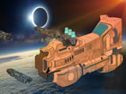 Mann Rettung aus dem Raumschiff ist ein gewagtes Point-and-Click-Space-Rettungs