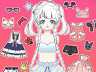 Vlinder Princess ist ein modisches Ankleidespiel für Kinder. Besonders gee