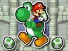 Yoshi Eier wurden durch Browser gestohlen und wurden in der Burg gehalten. Mari