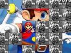 Mario Speicher - Übereinstimmung mit den gleichen Mario Bros.-Zeichen und find