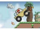 Mario ist ein neues Abenteuer. Dieses Mal ist er mit einem LKW! Versuchen Sie,