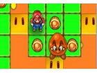 mario Labyrinth, erhalten Sie alle Münzen, wo Ihre Herausforderung ist es, alle Münzen zu sammeln, während die Vermeidung Feinde.