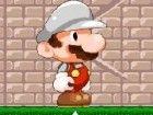 Mario, Luigi und Prinzessin auf einem journey.However gehen, die Straße ist ni