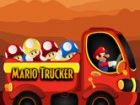 fahren über die Hügel mit Mario in einem Lastwagen.\r\nSeien Sie sehr vorsich