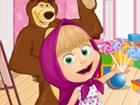 Mascha und ihr bester Freund, der Bär, haben einen tollen Sommer vor sich, vol