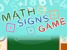 """""""Math Signs Game"""" ist ein lehrreiches Mathe-Spiel, das Menschen dazu"""