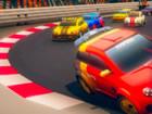 Mayhem Rennen ist das 3D-Rennspiel, in dem du ein RC-Auto deiner Wahl steuerst