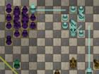 Megachess ist ein rundenbasiertes Strategiespiel für viele Spieler, das au