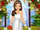 Nicole wird ihr Hochzeitskleid kaufen, aber sie kann nicht wirklich entscheiden