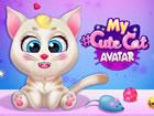 Erstelle deine einzigartige #süße Katze aus einer Vielzahl von Gesic