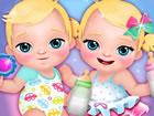 Weben Sie kostbare Sets für Ihre Zwillinge, bringen Sie die Mamis zu ihren
